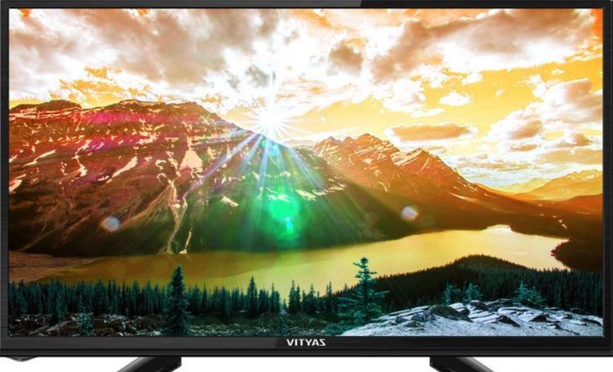 Телевизор Витязь с диагональю экрана 24 дюйма