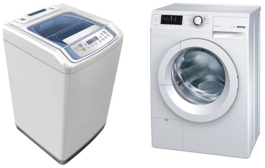 Какую стиральную машину выбрать вертикальную или горизонтальную