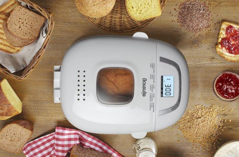 Пример смотрового окошка в хлебопечке