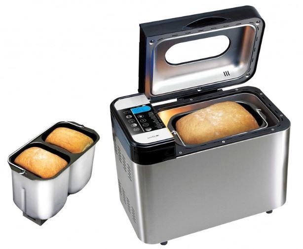 """Пример чаши для выпекания хлеба в форме """"кирпичика"""""""