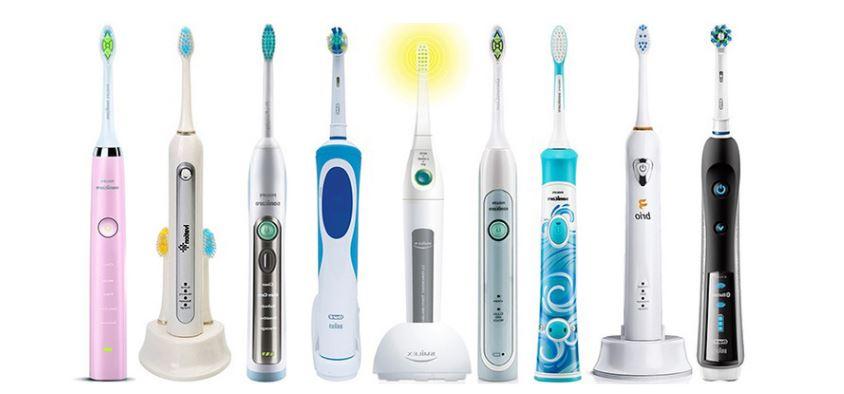 Как выбрать электрическую зубную щетку