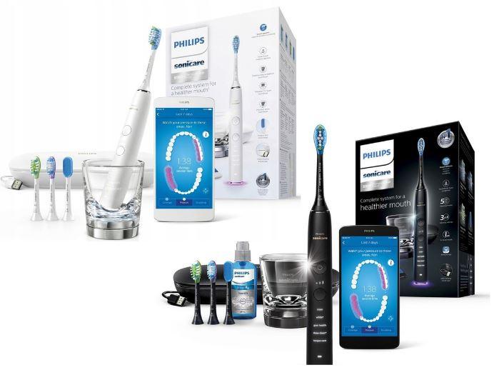 Электрические зубные щетки марки Philips