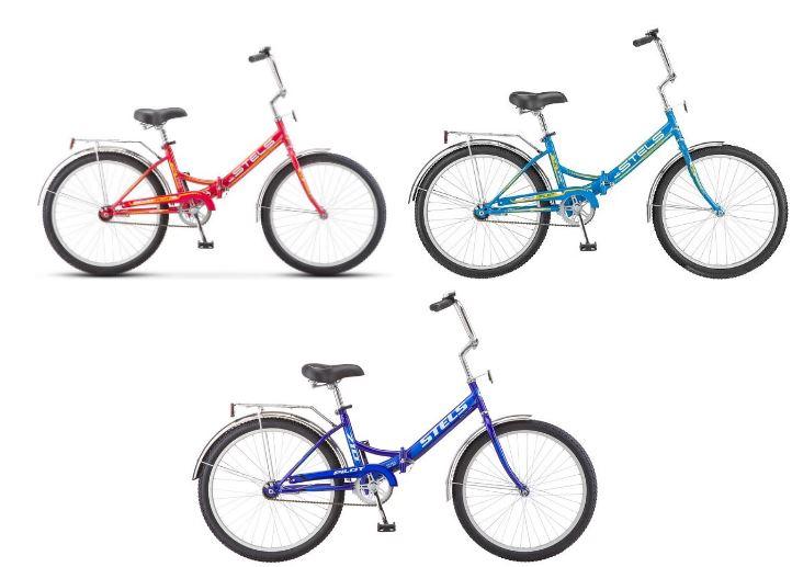 Городской велосипед STELS Pilot 710 24 Z010