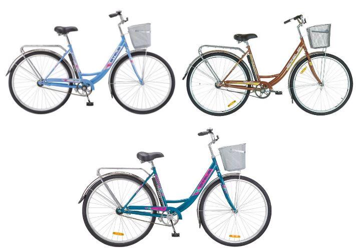 Городской велосипед STELS Navigator 345 28 Z010