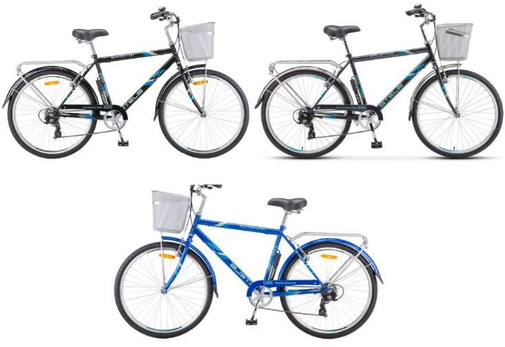 Городской велосипед STELS Navigator 250 Gent 26 Z010