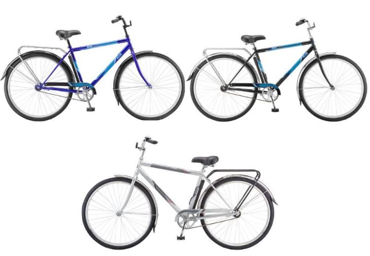 Городской велосипед Десна Вояж Gent