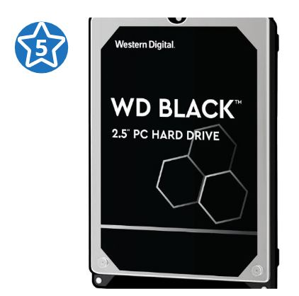 "Жесткий диск WD Black Performance Mobile 2.5"" WD5000LPLX"