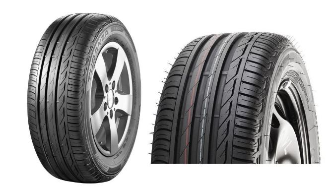 Летняя шина Bridgestone Turanza T001 205/55 R16