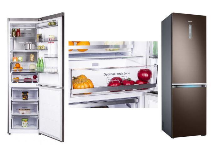 Холодильник Samsung RB41R7847DX