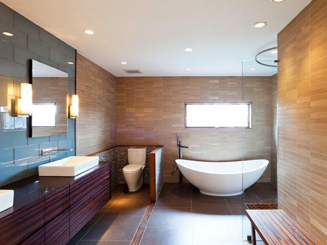 Как выбрать светильники для ванной комнаты