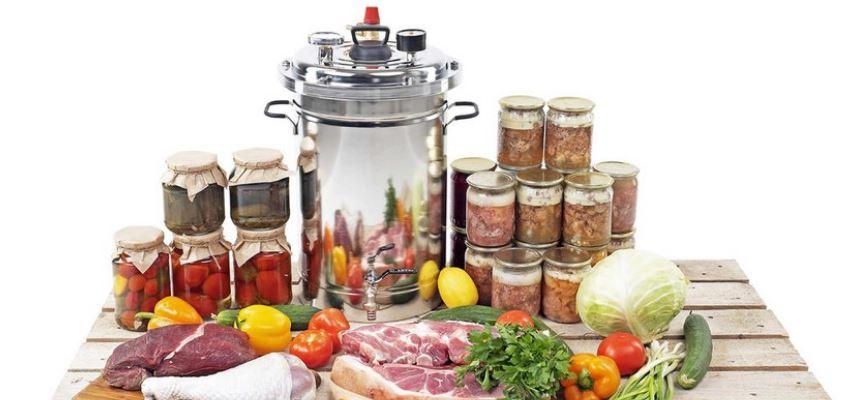 Рейтинг автоклавов для домашнего консервирования