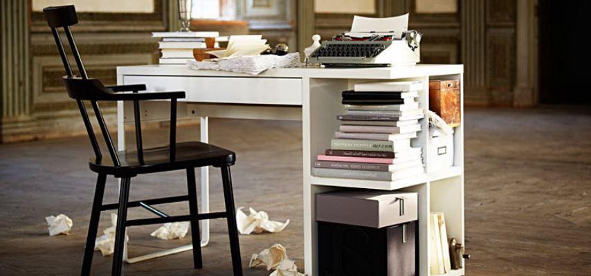 Письменные столы ИКЕА: обзор и цены на популярные модели