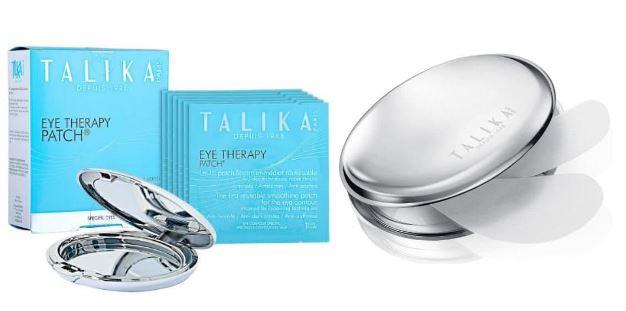 Патчи для глаз Talika Eye Therapy Patch 6шт. с контейнером