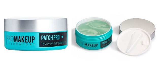 Патчи для глаз ProMAKEUP Laboratory PATCH PRO Hydro Gel Eye Patch 3 In 1, 60 шт.