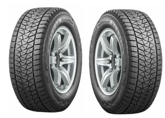 Bridgestone Blizzak DM-V2 215/65 R16 98S зимняя