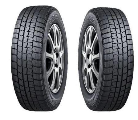 Dunlop Winter Maxx WM02 215/65 R16 98T зимняя