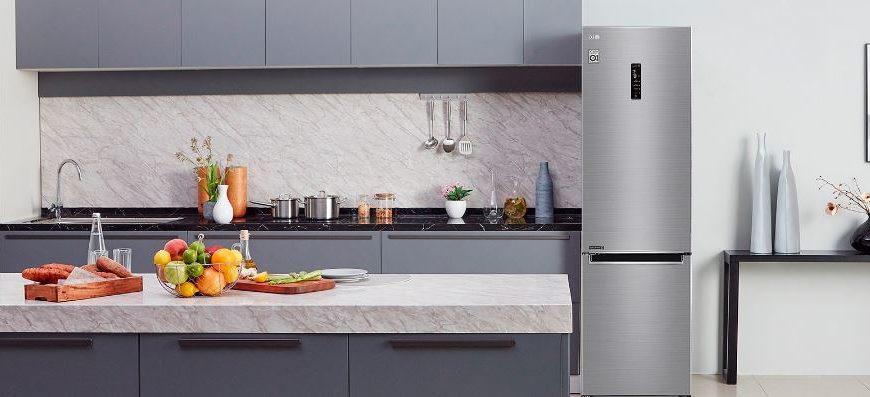 Двухкамерные холодильники LG: обзор лучших моделей