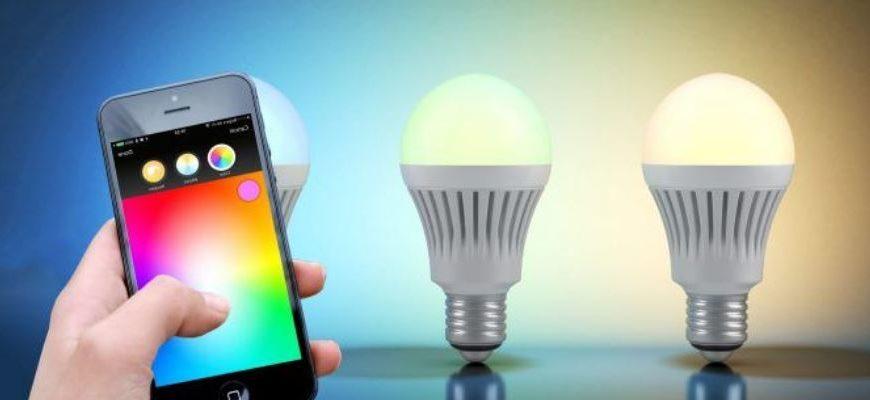 Умная лампочка: комфортное и экономичное освещение в вашем доме
