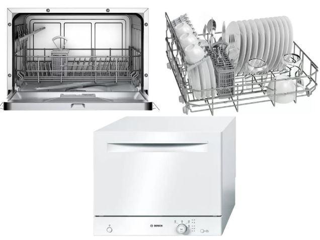 Посудомоечная машина Bosch SKS 41E11 цена от 29000 рублей.
