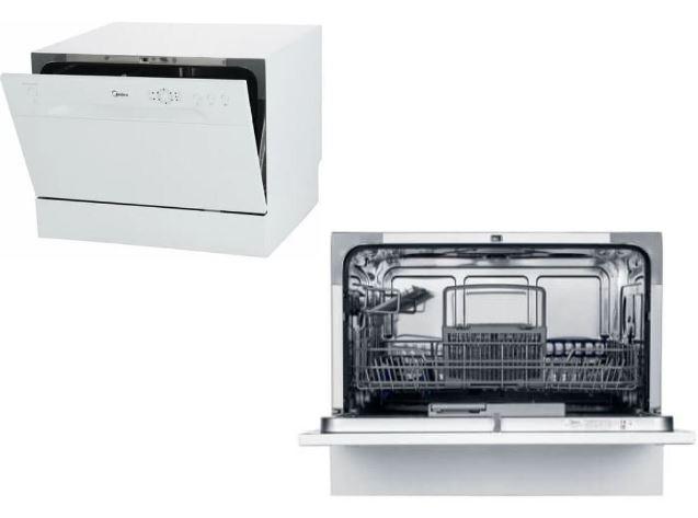 Посудомоечная машина Midea MCFD-0606 цена от 14550 рублей