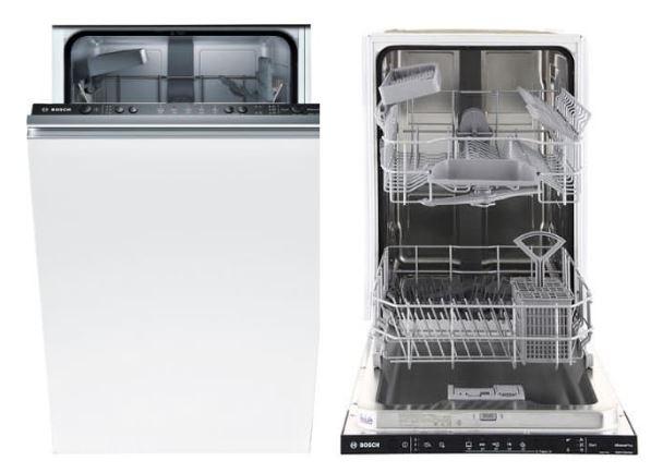 Встраиваемая посудомоечная машина Serie 2 SPV25DX10R цена от 32000 рублей
