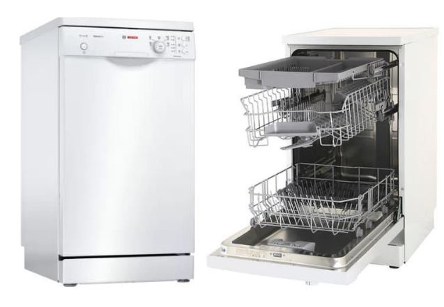 Посудомоечная машина Bosch Serie 2 SPS25FW11R цена от 40990 рублей