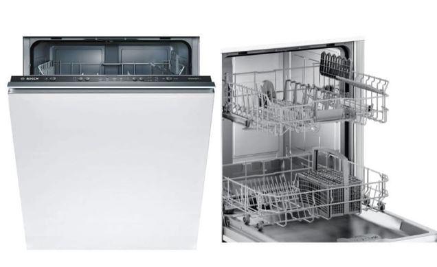 Встраиваемая посудомоечная машина Bosch SMV25AX01R цена от 29750 рублей